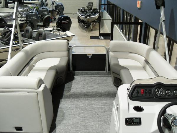 2021 Godfrey Pontoon boat for sale, model of the boat is SW 2286 SBX Sport Tube 27 in. & Image # 18 of 42