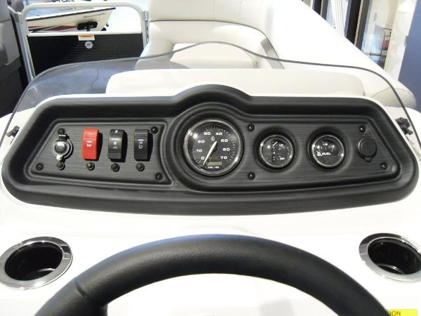 2021 Godfrey Pontoon boat for sale, model of the boat is SW 2286 SBX Sport Tube 27 in. & Image # 37 of 42