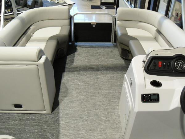 2021 Godfrey Pontoon boat for sale, model of the boat is SW 2286 SBX Sport Tube 27 in. & Image # 39 of 42