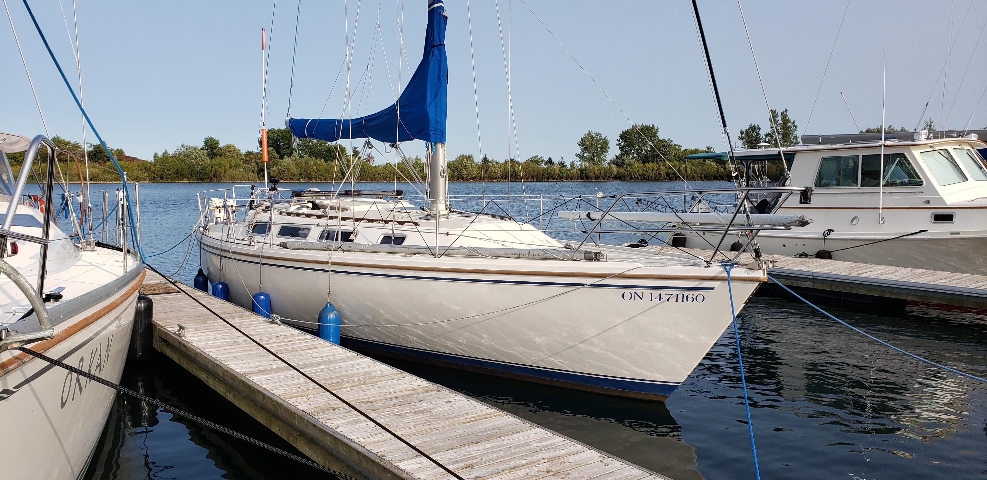 Catalina 36 TM