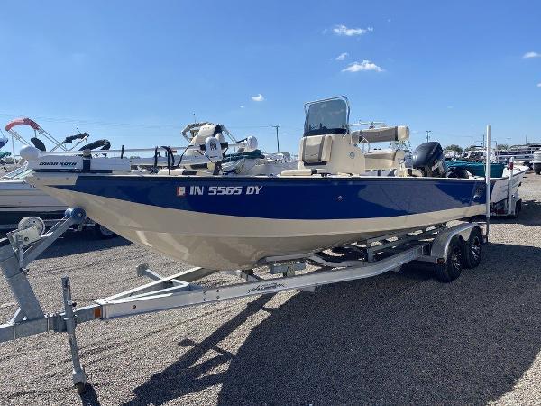 2015 LOWE BAY BOAT 22 for sale