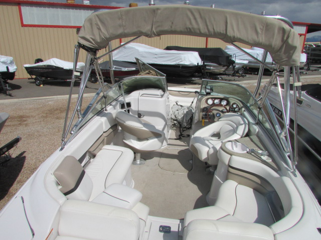 2005 Four Winns boat for sale, model of the boat is 230 Horizon & Image # 19 of 20