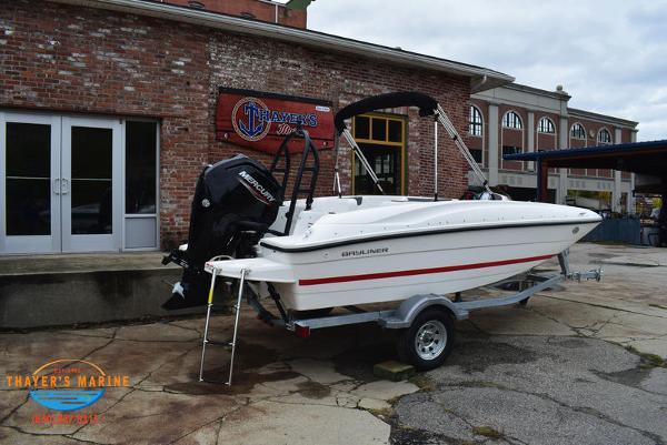 2021 Bayliner boat for sale, model of the boat is Element E16 & Image # 4 of 73