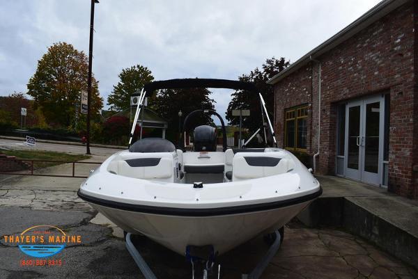 2021 Bayliner boat for sale, model of the boat is Element E16 & Image # 9 of 73