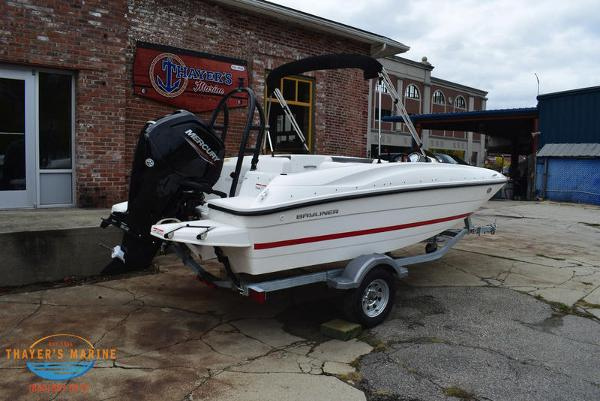 2021 Bayliner boat for sale, model of the boat is Element E16 & Image # 24 of 73