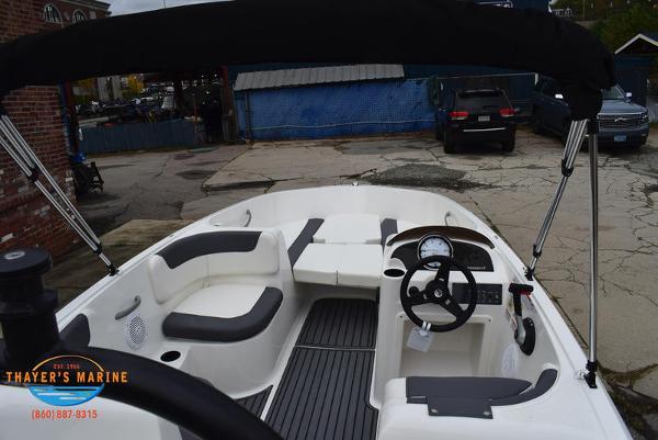 2021 Bayliner boat for sale, model of the boat is Element E16 & Image # 29 of 73