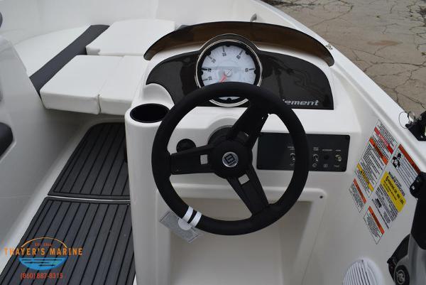 2021 Bayliner boat for sale, model of the boat is Element E16 & Image # 34 of 73