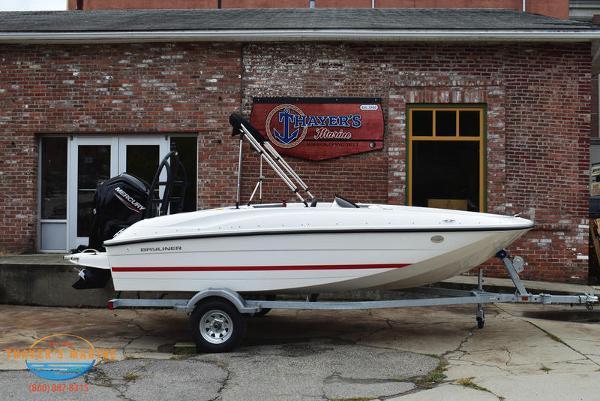 2021 Bayliner boat for sale, model of the boat is Element E16 & Image # 45 of 73