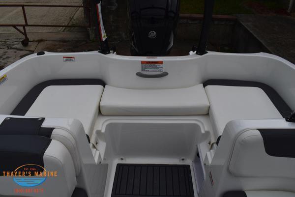 2021 Bayliner boat for sale, model of the boat is Element E16 & Image # 48 of 73