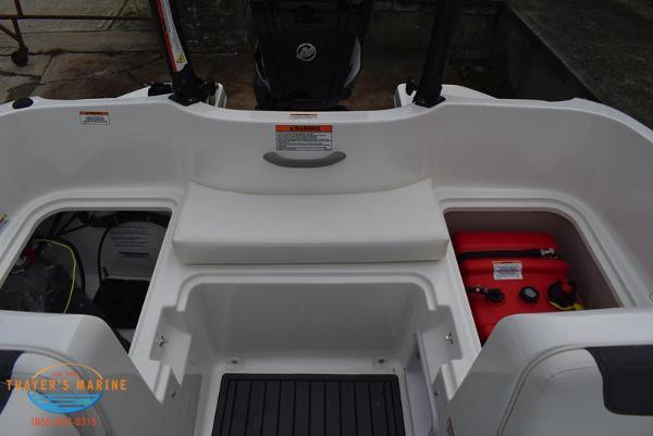2021 Bayliner boat for sale, model of the boat is Element E16 & Image # 62 of 73