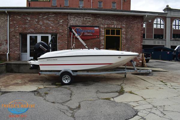 2021 Bayliner boat for sale, model of the boat is Element E16 & Image # 63 of 73