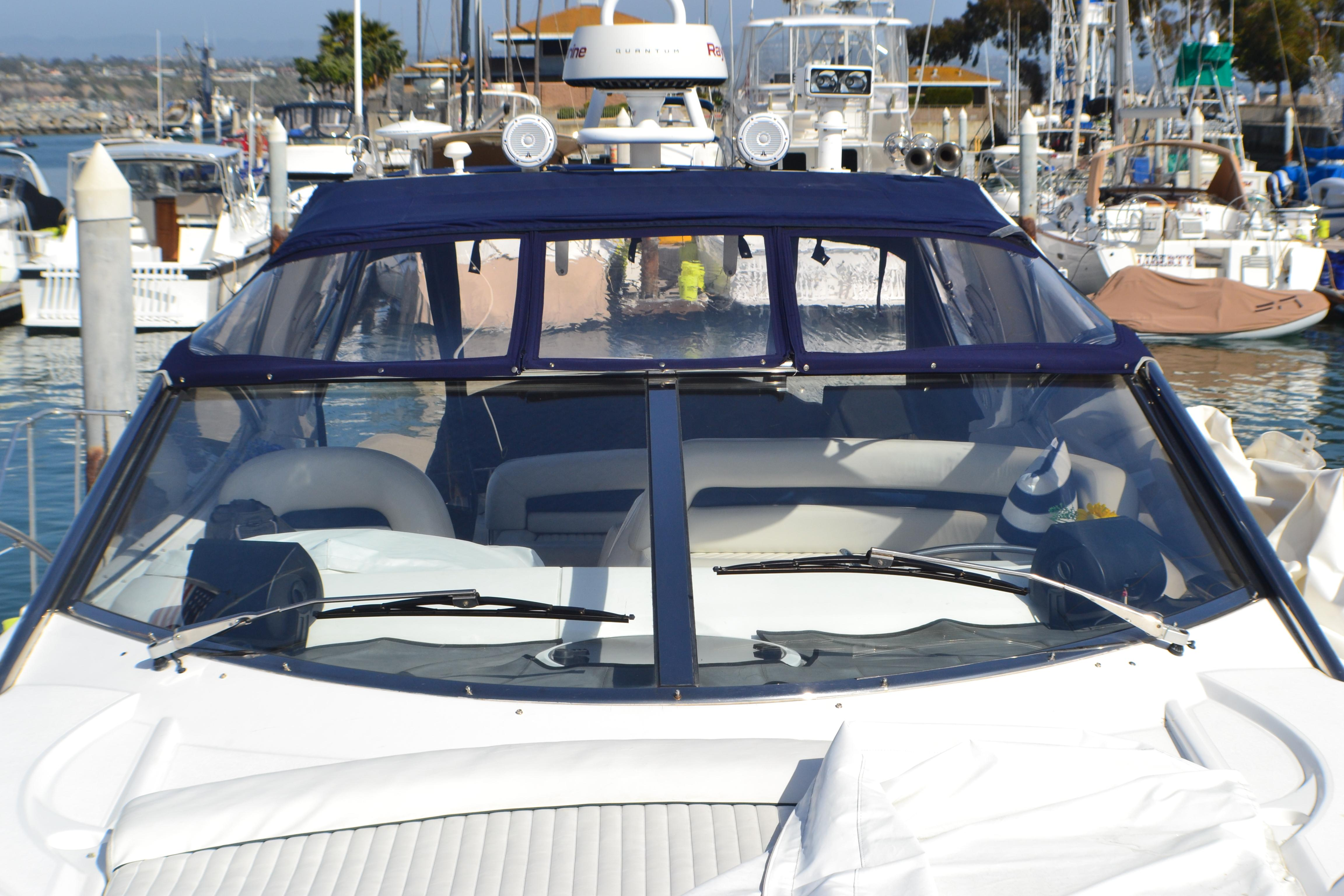 2005 Sunseeker Portofino 46 #TB0293DH inventory image at Sun Country Coastal in Dana Point