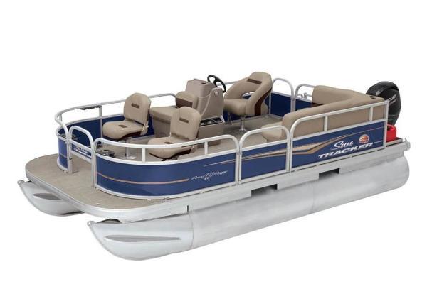 2022 Sun Tracker Bass Buggy 16 XL Select