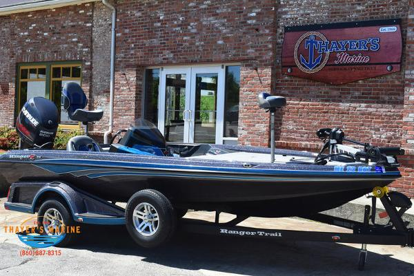 2020 Ranger Boats boat for sale, model of the boat is Z518 & Image # 1 of 29