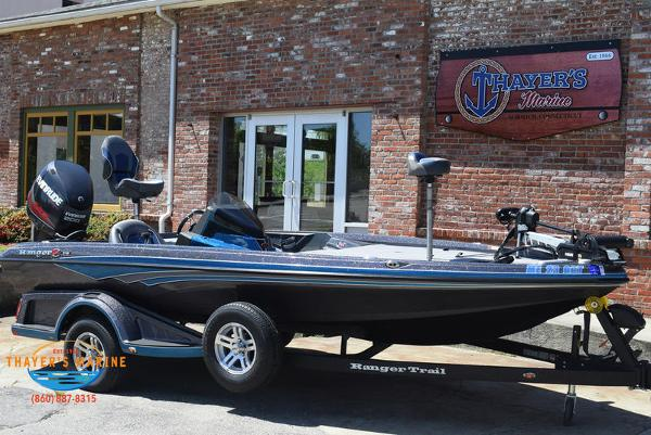 2020 Ranger Boats boat for sale, model of the boat is Z518 & Image # 2 of 29
