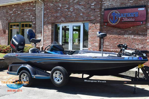 2020 Ranger Boats boat for sale, model of the boat is Z518 & Image # 7 of 29