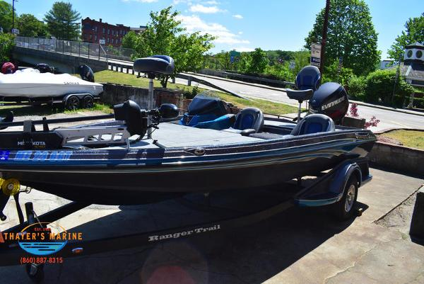 2020 Ranger Boats boat for sale, model of the boat is Z518 & Image # 12 of 29