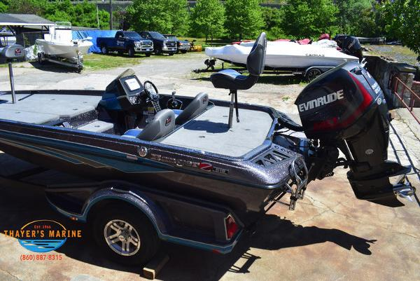 2020 Ranger Boats boat for sale, model of the boat is Z518 & Image # 16 of 29