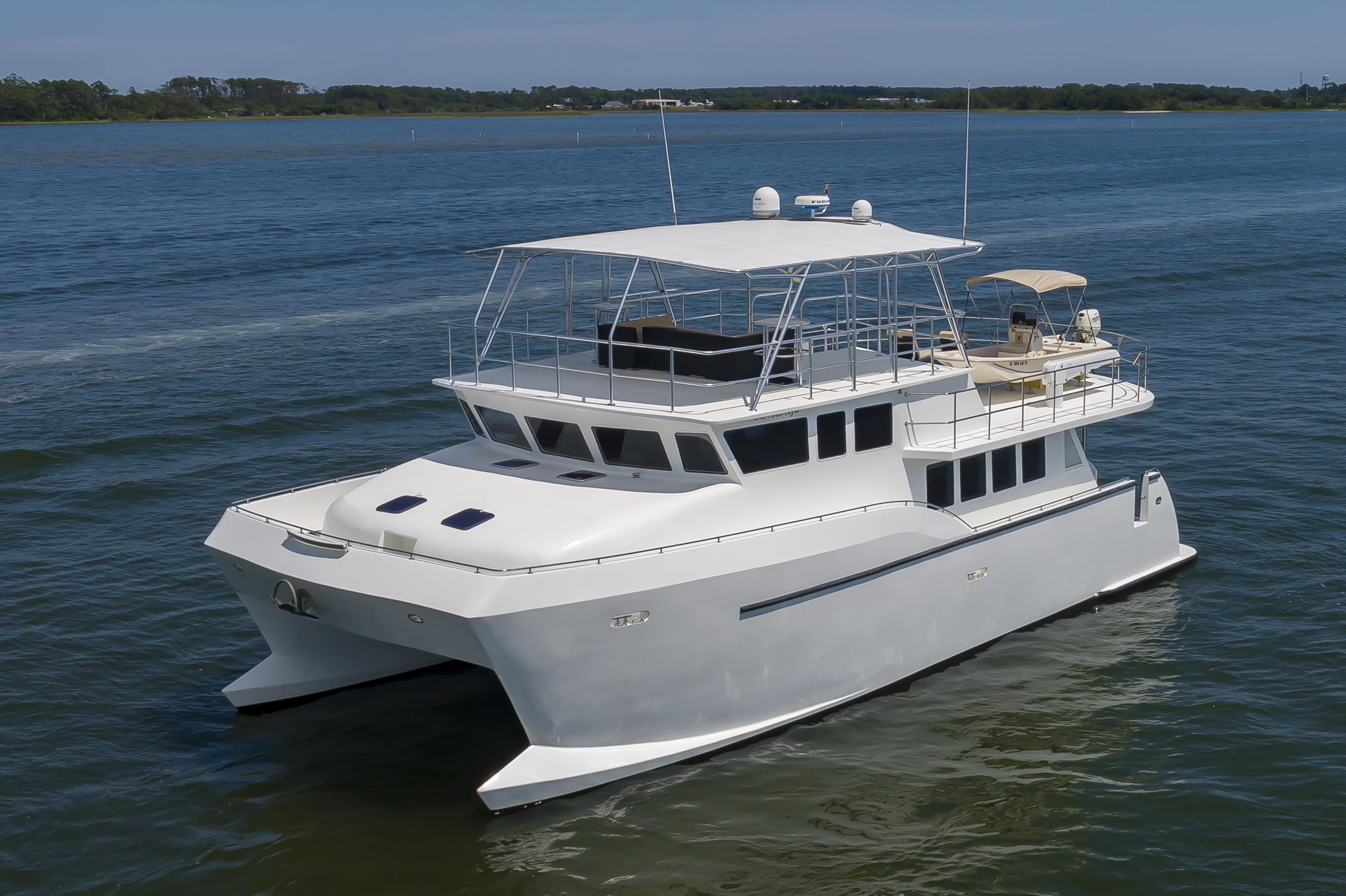 2015 Custom Catamaran
