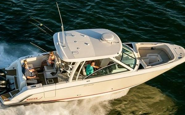 2021 BOSTON WHALER 320 Vantage thumbnail