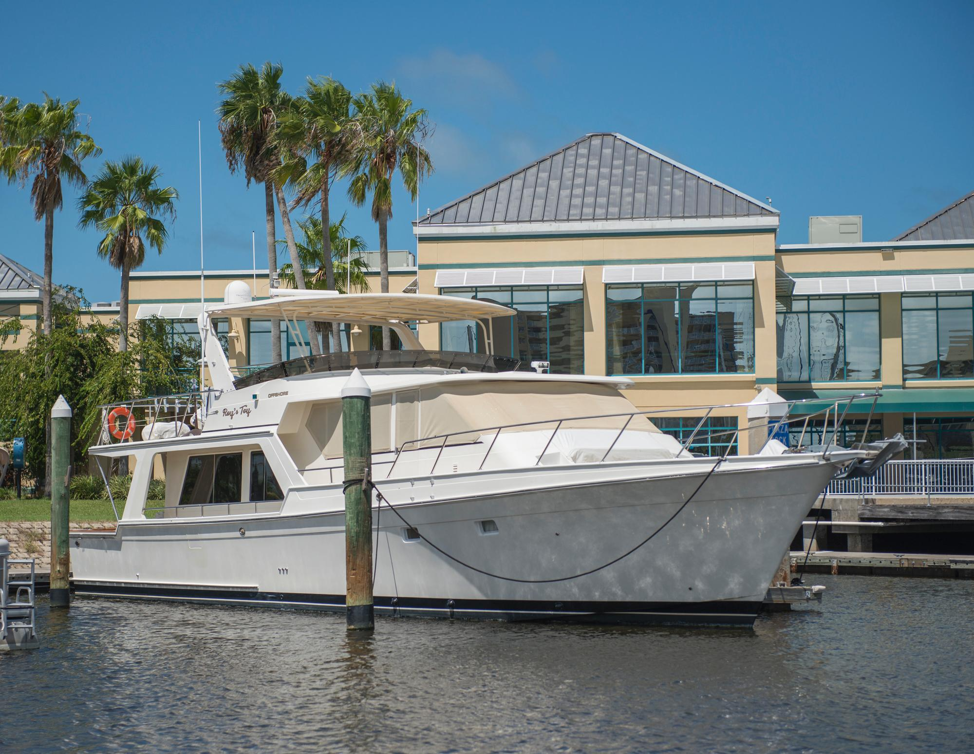 58' Offshore Yachts 1999