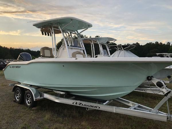 2020 Key West boat for sale, model of the boat is 239 FS & Image # 1 of 10