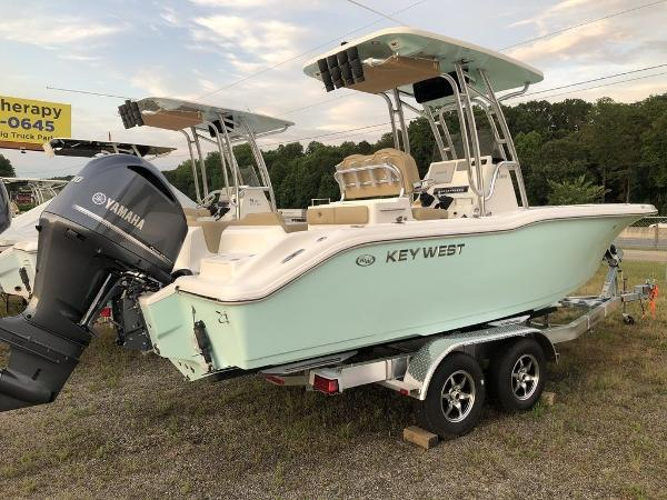 2020 Key West boat for sale, model of the boat is 239 FS & Image # 2 of 10