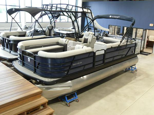 2021 Godfrey Pontoon boat for sale, model of the boat is SW 2286 SFL GTP 27 in. & Image # 1 of 19