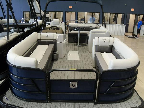 2021 Godfrey Pontoon boat for sale, model of the boat is SW 2286 SFL GTP 27 in. & Image # 16 of 19