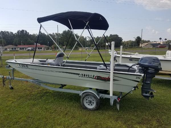 2018 Alumacraft boat for sale, model of the boat is Crappie & Image # 2 of 14