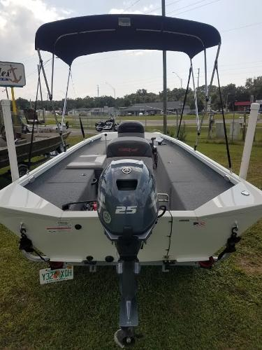 2018 Alumacraft boat for sale, model of the boat is Crappie & Image # 7 of 14