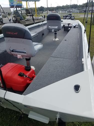 2018 Alumacraft boat for sale, model of the boat is Crappie & Image # 8 of 14
