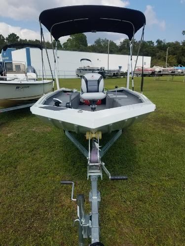 2018 Alumacraft boat for sale, model of the boat is Crappie & Image # 12 of 14