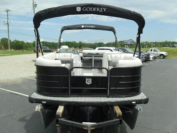 2021 Godfrey Pontoon boat for sale, model of the boat is SW 2286 SFL GTP 27 in. & Image # 2 of 43