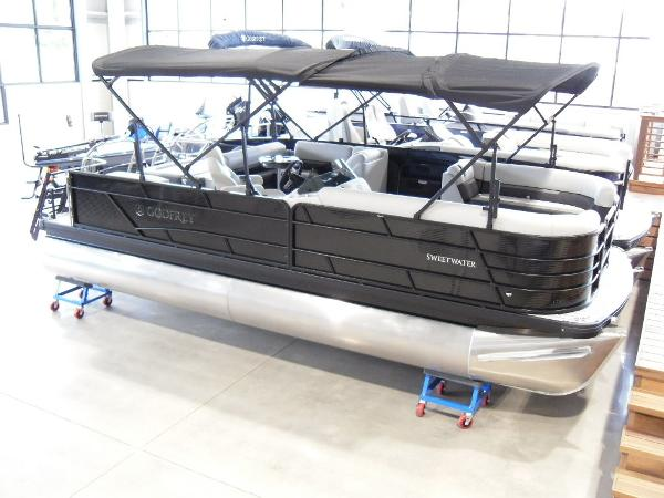 2021 Godfrey Pontoon boat for sale, model of the boat is SW 2286 SFL GTP 27 in. & Image # 3 of 43