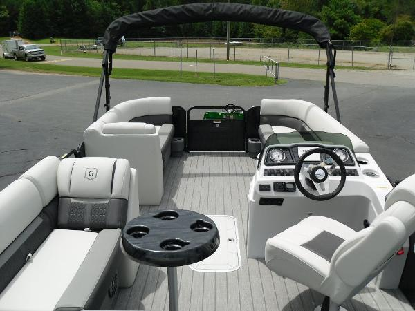 2021 Godfrey Pontoon boat for sale, model of the boat is SW 2286 SFL GTP 27 in. & Image # 36 of 43