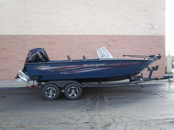 2021 Ranger Boats boat for sale, model of the boat is VX1888 WT & Image # 1 of 15