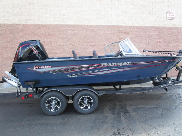 2021 Ranger Boats boat for sale, model of the boat is VX1888 WT & Image # 15 of 15