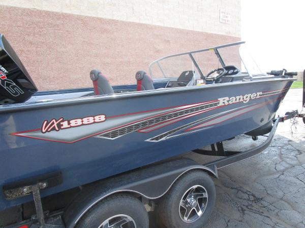 2021 Ranger Boats boat for sale, model of the boat is VX1888 WT & Image # 14 of 15