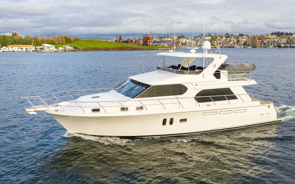 2012 OCEAN ALEXANDER 62 Pilothouse thumbnail