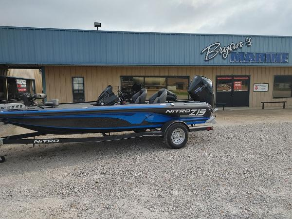2021 Tracker Boats boat for sale, model of the boat is Nitro Z19 & Image # 1 of 24