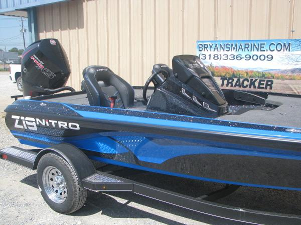 2021 Tracker Boats boat for sale, model of the boat is Nitro Z19 & Image # 2 of 24