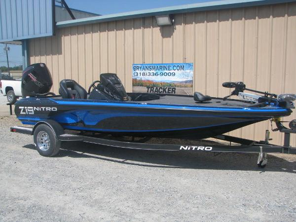 2021 Tracker Boats boat for sale, model of the boat is Nitro Z19 & Image # 3 of 24