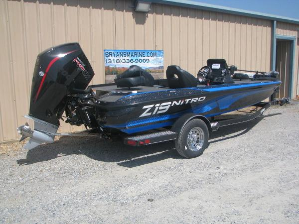 2021 Tracker Boats boat for sale, model of the boat is Nitro Z19 & Image # 5 of 24