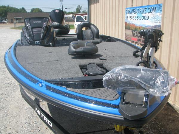 2021 Tracker Boats boat for sale, model of the boat is Nitro Z19 & Image # 7 of 24