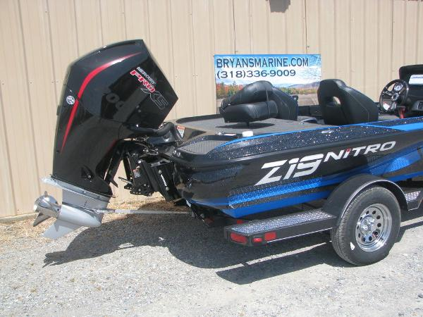 2021 Tracker Boats boat for sale, model of the boat is Nitro Z19 & Image # 9 of 24