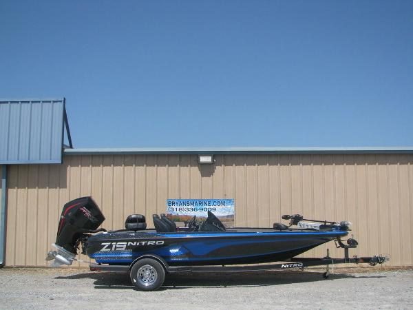 2021 Tracker Boats boat for sale, model of the boat is Nitro Z19 & Image # 21 of 24