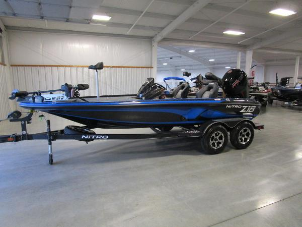 2021 Nitro boat for sale, model of the boat is Z18 Pro & Image # 5 of 41