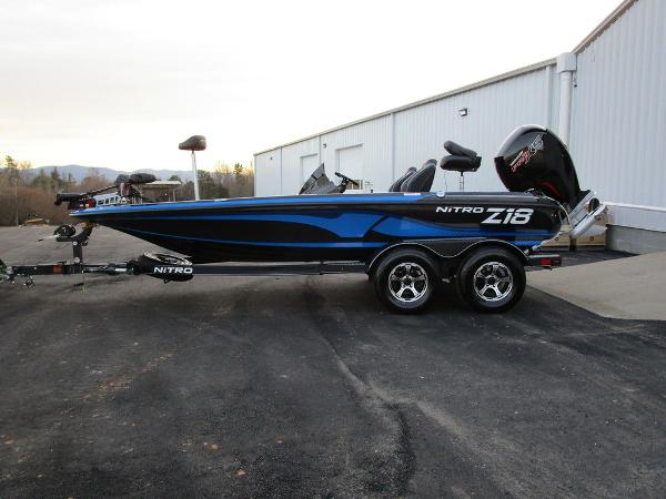 2021 Nitro boat for sale, model of the boat is Z18 Pro & Image # 2 of 41