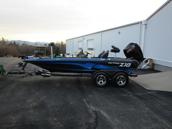 2021 Nitro boat for sale, model of the boat is Z18 Pro & Image # 27 of 41